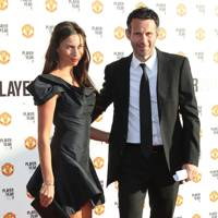 Stacey & Ryan Giggs