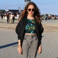 Claudia, Graphic Designer, Primavera Festival