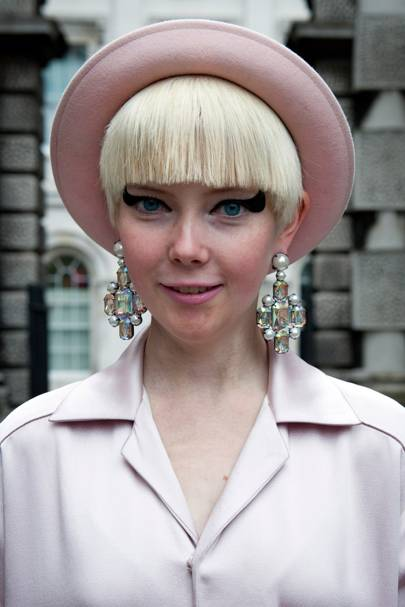 Stella Kattermann, Fashion Blogger/Brand Manager for Kat Maconie