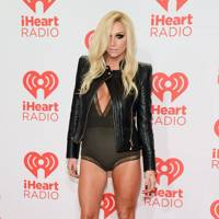 Ke$ha at the iHeartRadio Music Festival