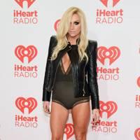 Ke$ha at the iHeartRadio Music Festival