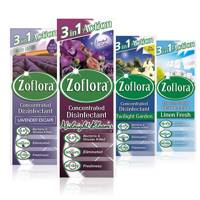 The iconic Zoflora disinfectant