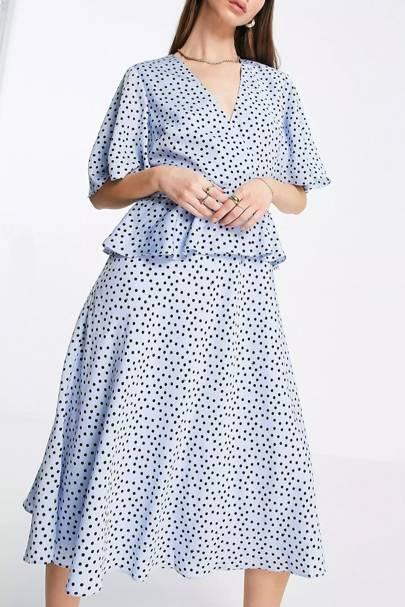 Summer ASOS dress