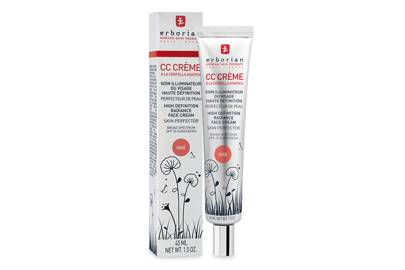 The colour-correcting CC cream