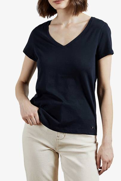 Best V neck t-shirts: Ted Baker