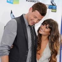 Lea Michele on Cory Monteith -
