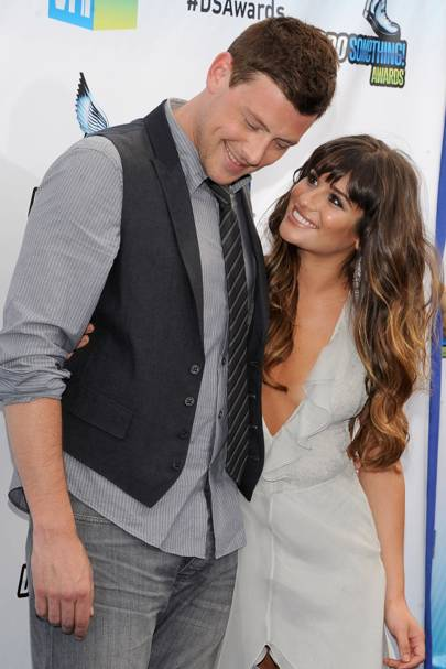 """Lea Michele on Cory Monteith - """"There is an empowerment that comes with grief"""