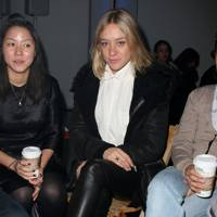 Chloe Sevigny – Leather Legs