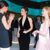 Katie Holmes, Jessica Biel & Kate Bosworth