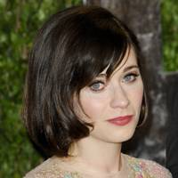 Best Bob: Zooey Deschanel
