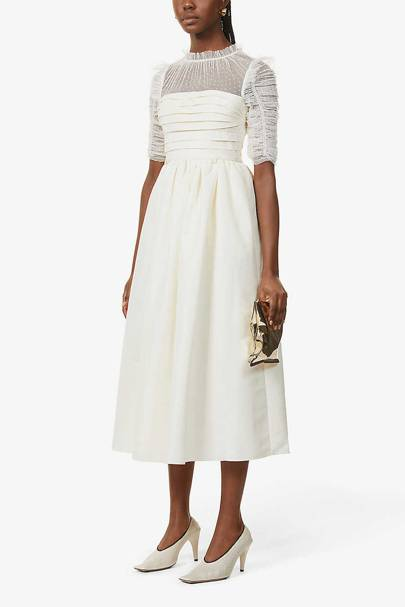 Wedding dresses under £1000: Self Portrait