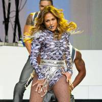 Jennifer Lopez at Barclaycard British Summertime