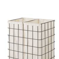 Best storage solutions: the laundry basket
