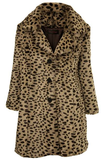 Top 20 Faux Fur Coats and Leopard Print Winter Coats | Glamour UK