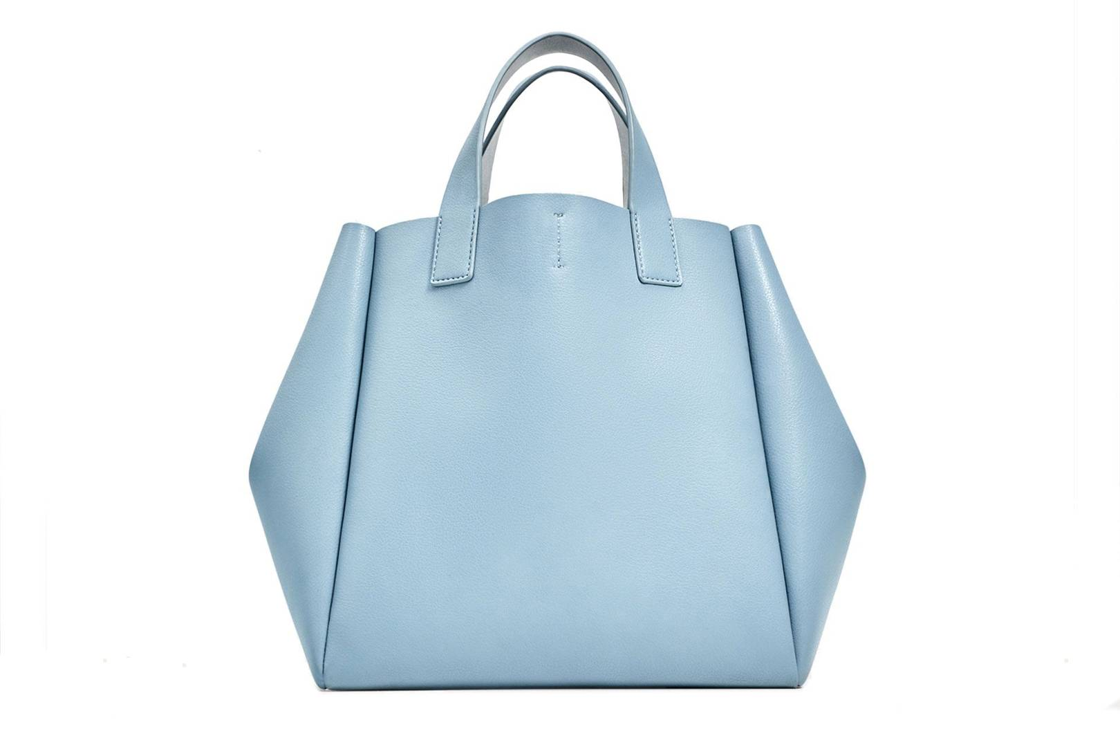 High Street Handbags From Zara To New Look Glamour Uk Double Strap Bag