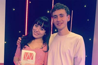 Martha Kinn, Years & Years manager, by Olly Alexander, lead singer