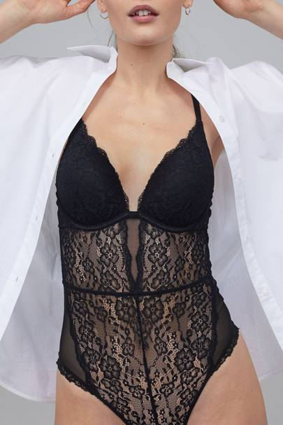 Best push-up sexy lingerie