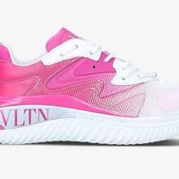 Best Designer Trainers - Bright Pink