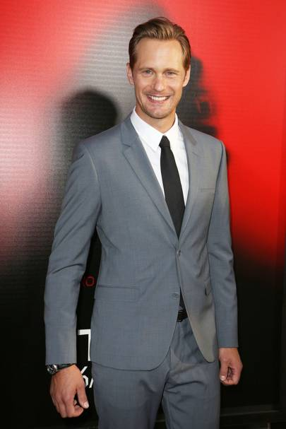 Best Dressed Man: Alexander Skarsgard