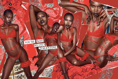 The new Savage X Fenty collection is here just in time to kink up your Valentine's Day
