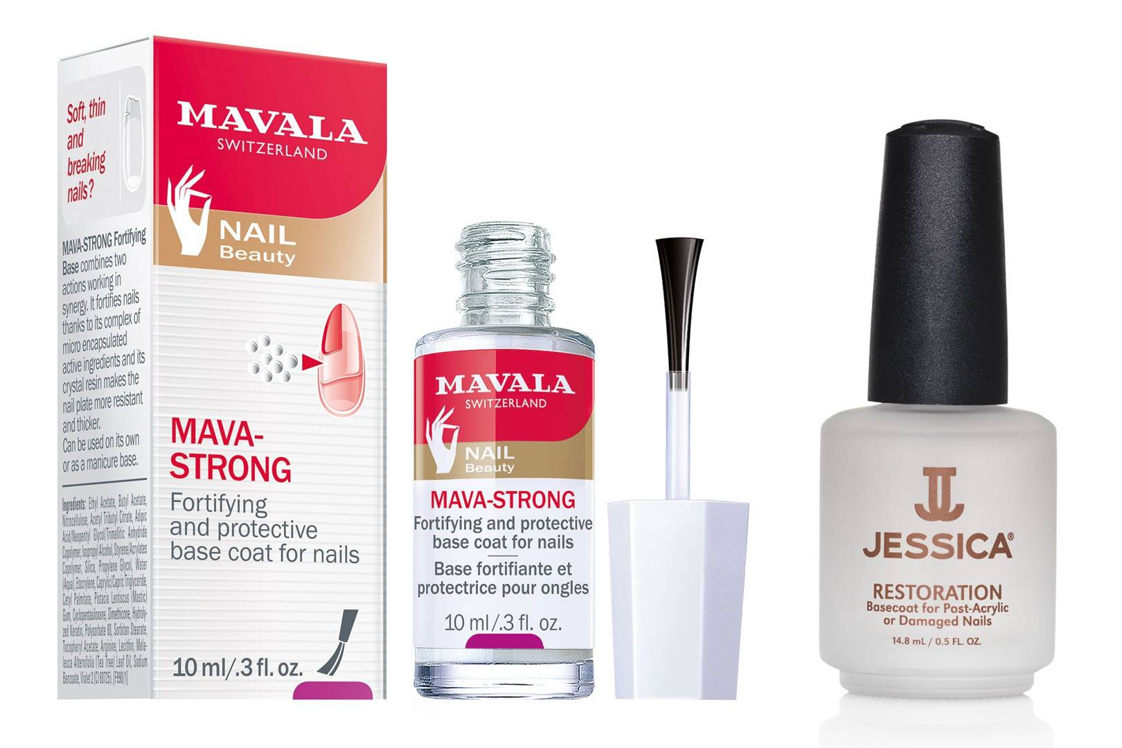 Healthy nail tips - how to prevent nail breakage & damage | Glamour UK