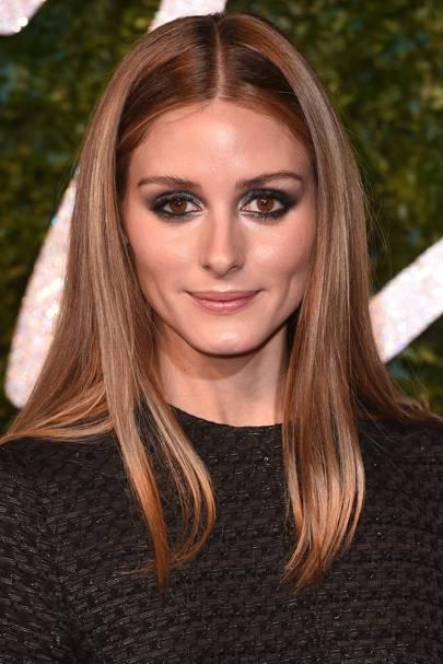 British Fashion Awards 2014 Hair & Beauty Highlights