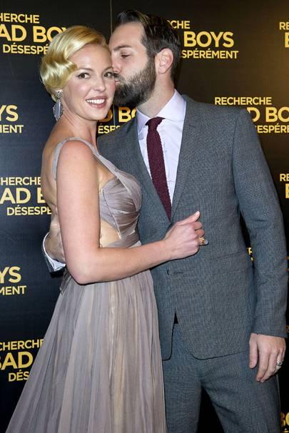 Katherine Heigl & Josh Kelley