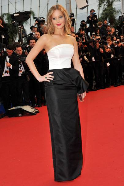 Jennifer Lawrence - Cannes 2013