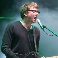 Graham Coxon performs at Reading Festival 2012
