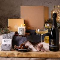 Christmas Hamper: Perfect for the lover of fine things