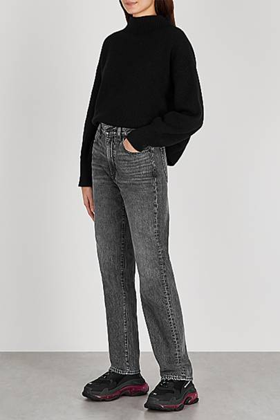 Best straight leg jeans: LA-based label