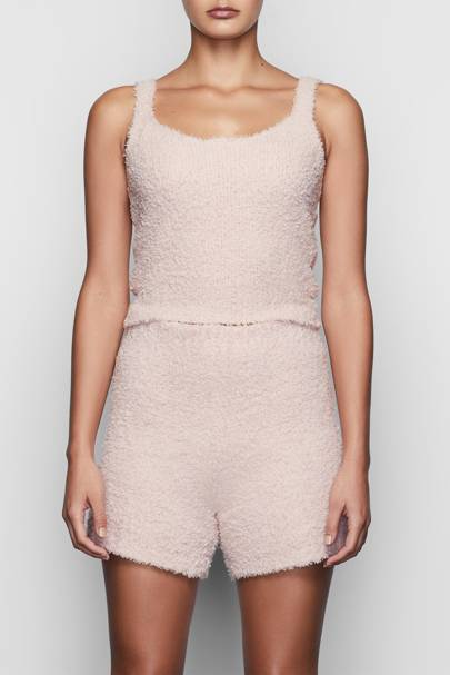 Skims Loungewear: the shorts