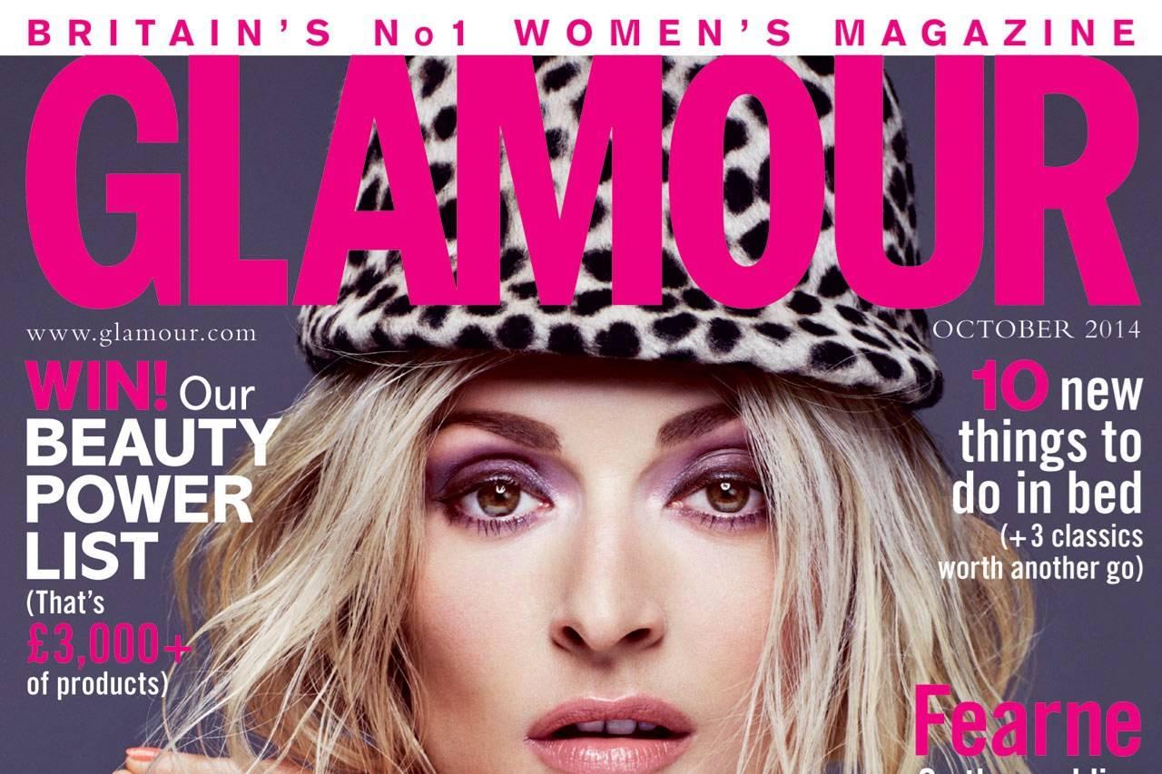 Glamour Magazine Fashion Editor Plus Size