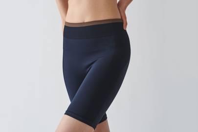 5. Best yoga shorts