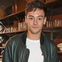 """Tom Daley - """"I met someone and they make me feel so happy and safe; everything just feels great. That someone is a guy"""""""