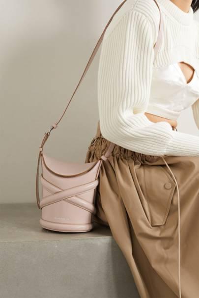Best designer cross-body bags: Alexander McQueen