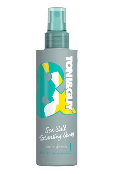 Toni & Guy Casual Sea Salt Texturising Spray , £7.49