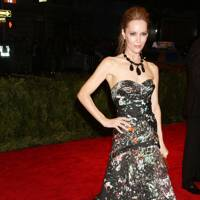 Leslie Mann at the Met Gala