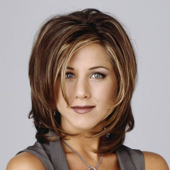 2017 fashion hair colour - Jennifer Aniston Hairstyles Celebrity Hair The Rachel
