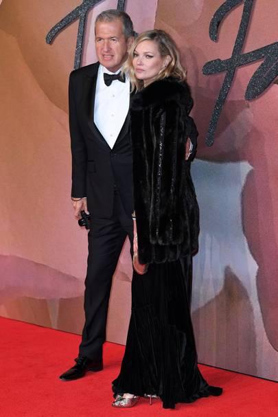 Mario Testino & Kate Moss