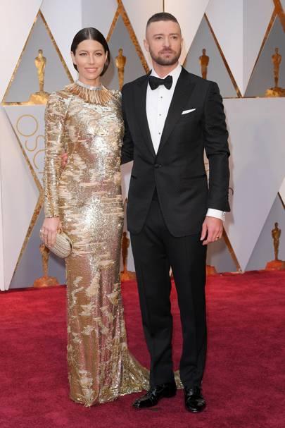 10. Justin Timberlake & Jessica Biel