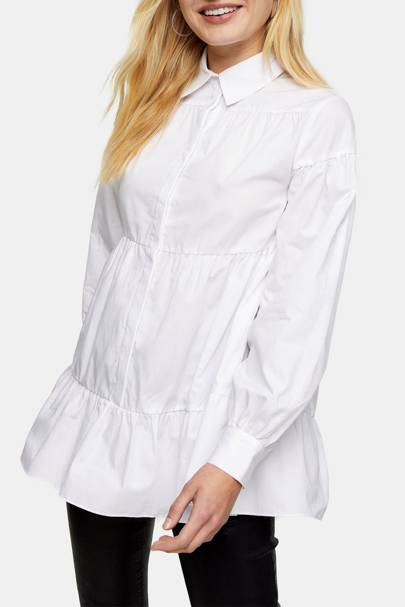 Topshop's Black Friday Sale: The white shirt