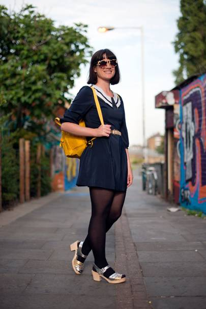 Leona Thrift-Ola, Head of Marketing for Rokit Vintage