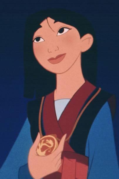 Fa Mulan from Mulan