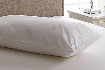 Kingsize anti-allergy pillow