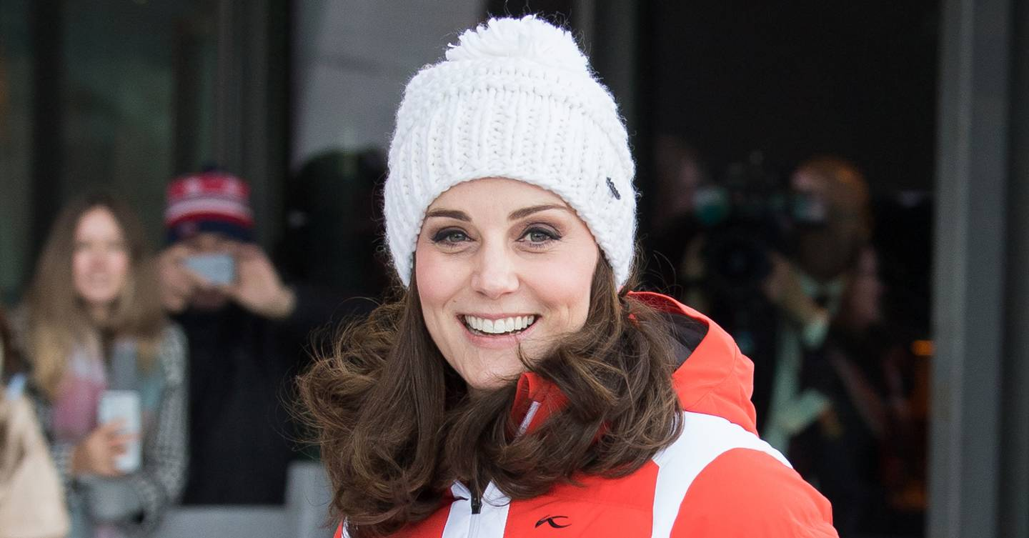 b16cdf4d96a Kate Middleton Shares Decorating Tips