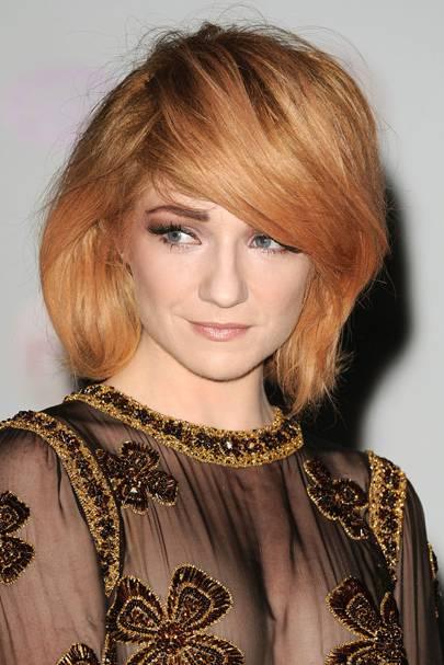 Sarah Harding Vs Nicola Roberts: Hair Icons - celebrity hair