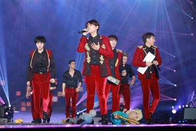 10. Super Junior