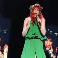 Florence + The Machine perform at Bestival 2012