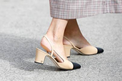 8. Chanel pumps